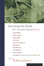 Inventing the Truth: The Art and Craft of Memoir (English Edition)