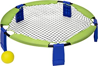 Coop Battle Bounce Backyard Game Set