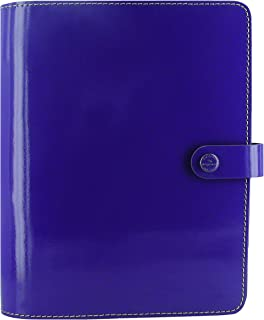 Filofax 原装 A5 收纳袋 A5 Patent Purple