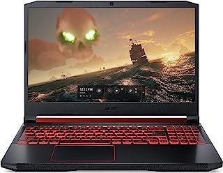 acer 宏碁 Nitro 5 游戏笔记本电脑,9代Intel Core i5-9300H,NVIDIA GeForce GTX 1650、15.6英寸(约39.62厘米)全高清IPS显示屏,8GB DDR4、256GB NVMe SSD,W...