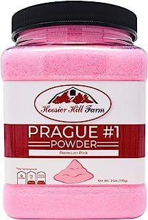 Hoosier Hill Farm 布拉格粉末1号粉红色固化盐,2.5磅,1135克