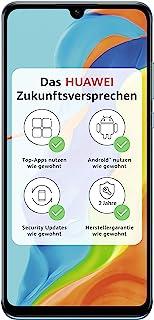HUAWEI P30 lite NEW EDITION Smartphone Bundle (15.6cm (6.15 Zoll) 256GB interner Speicher, 6GB RAM, Dual SIM, Android, EMU...