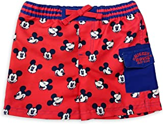Disney 米老鼠男孩泳裤,尺码 9-12 个月