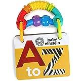Baby Einstein A-to-Z 好奇心卡片,新生儿 +