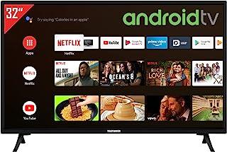 Telefunken XH32AJ600 32 英寸 电视 / 安卓电视 (HD ready,三重调谐器,智能电视,蓝牙) [ 2021年款 ]