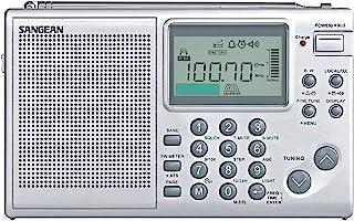SANGEAN 山进 ATS-405 收音机 银色