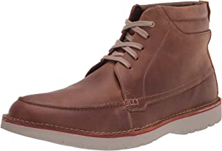 Clarks 男士 Vargo Moc 及踝靴