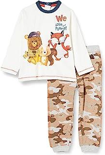Chicco 婴儿 Completino T 恤 + Pantanloni Lunghi 晚装 - 套装