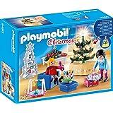 PLAYMOBIL 9495 玩具-圣诞节客厅,男女皆宜的儿童