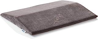 TEMPUR 泰普尔 坐垫 灰色 常规款 约宽70x深40x厚2~6厘米 靠背支撑 120920