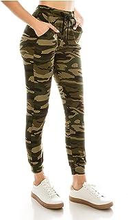 ALWAYS 女士抽绳慢跑运动裤 - 优质柔软弹性口袋裤子