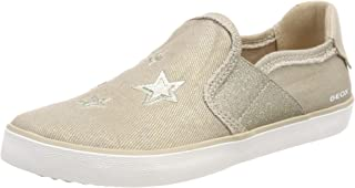 Geox 女童 J Kilwi E 运动鞋