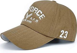 Rayna 时尚美国*帽 USAF 军人棒球爸爸帽,适合退休退伍军人