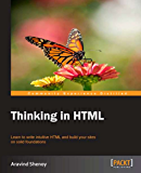 Thinking in HTML (English Edition)