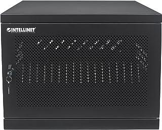 Intellinet 714778 专业 14 倍桌面充电底座 14 插座 21.6 安电源 黑色