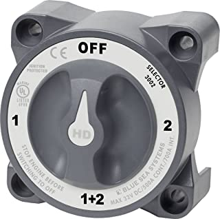 Blue Sea Systems 3002 HD-Series Battery Switch Selector