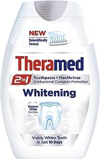 Theramed 2合1美白牙膏,75ml,12支装
