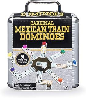 Mexican Train Domino 游戏铝盒