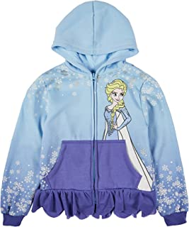 Disney 迪士尼女童艾尔莎冰雪奇缘服装外套