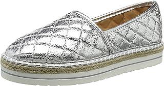 Love MOSCHINO 女式帆布鞋