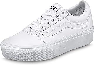 VANS 范斯 Ward Platform帆布低帮运动鞋