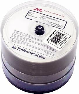 JVC BD-R LTH 6X 50PK CAKE BOX (日本制造)