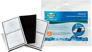 PetSafe Drinkwell Carbon Replacement Filters 3 Filters per Pack