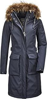 G.I.G.A. DX 女士 Burzowy Wmn 软壳外套,带可拆卸兜帽的休闲软壳外套。