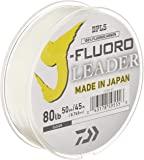Daiwa J-Fluoro 透明碳氟饵线 50 码