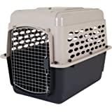 Petmate 21948 Vari 32-Inch Pets Kennel, 30-50-Pound, Bleache…