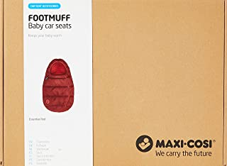 Maxi-Cosi Maxi-Cosi Maxi-Cosi 迈可适 Winter Footmuff 适合新生儿的暖脚套 基本红色