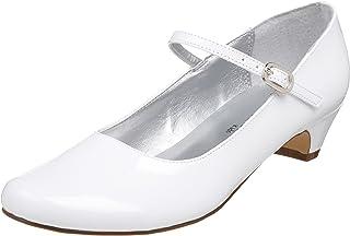 Nina SEELEY HEEL MARY JANE 搭扣玛丽珍鞋(小童/大童)