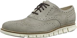 Cole Haan 男士 Zerogrand Wingtip 牛津鞋