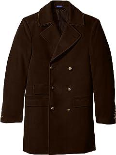 STACY ADAMS 男士大加长款 Tomy 双排扣大衣 91.44 cm 大衣