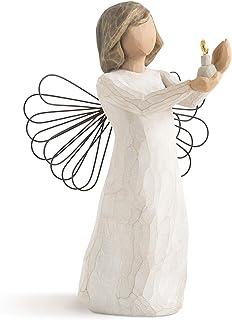 Willow Tree 手绘雕刻天使,希望天使