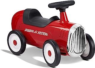Radio Flyer 小红跑车,幼儿骑乘玩具,年龄 1-3 岁(亚马逊*销售)