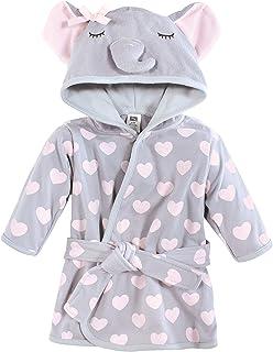 Hudson Baby 中性款婴儿棉质丰富浴袍