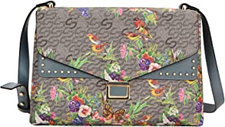 louvier 女式 princes 花园中号斜挎包手提包