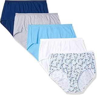 Hanes 女式*舒适棉质5条装内裤
