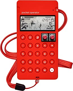 Teenage Engineering CA-X 红色硅胶盒