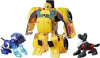 Playskool Heroes Transformers Rescue Bots 大黄蜂救援卫队 不适用