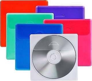 Vivanco 透明 CD/DVD Cases 修身(一包25)