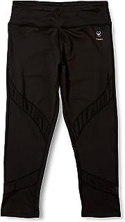 Arles(Arles) 瑜伽裤 健身裤 9分裤 运动 打底裤 弹力 吸汗速干 跑步 紧身裤 紧身裤 女士
