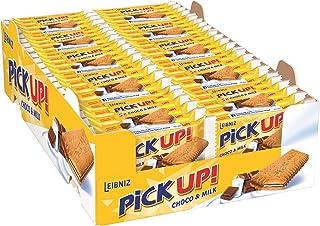 Leibniz PiCK UP! 牛奶巧克力饼干,20件装(20x 140g包)
