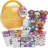 L.O.L. Surprise! 由 Horizon Group USA 携带的时尚娃娃创造、玩耍和商店、DIY 活动套…