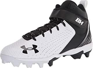 Under Armour 男士 Harper 5 Mid Rm 棒球鞋