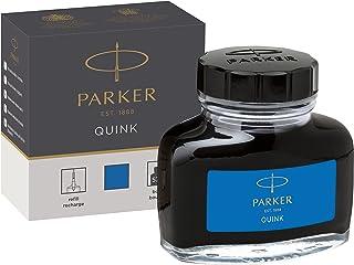 PARKER 派克 1950377钢笔Quink瓶装墨水-57毫升,派克蓝
