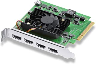 Blackmagic Design DeckLink Quad HDMI 录像机 PCIe 卡