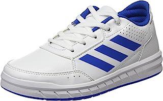 adidas kids 阿迪达斯童鞋 中性童 休闲运动鞋 AltaSport CF K(由于鞋码不同导致魔术贴数量有所差异)