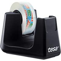 tesa 德莎 德国进口 智能桌面式切断器 黑色 带有薄膜生态环保型胶带 尺寸为10m*15mm